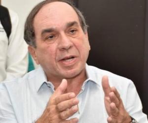 El médico pediatra Alberto Tico Aroca fue asesinado este martes en Valledupar.