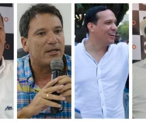 Son 4 los candidatos llamados a unir sus fuerzas.