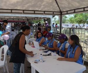 Atención médica en Santa Marta