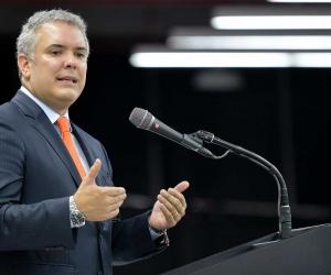 El Mandatario se trasladará a Santa Marta para participar en la clausura de la Misión del Buque.