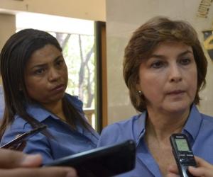 Julia Miranda, directora de Parques Nacionales Naturales