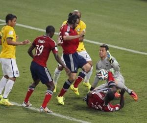 El popular 'Era Gol de Yepes', en el mundial de Brasil 2014.