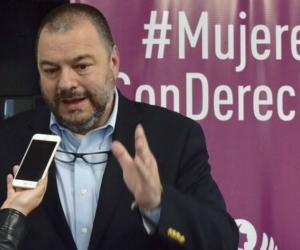 Carlos Negret, defensor del Pueblo.
