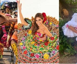 Isabella Chams, reina del carnaval 2020