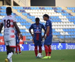 Gana Cúcuta 2-1 ante el Unión Magdalena