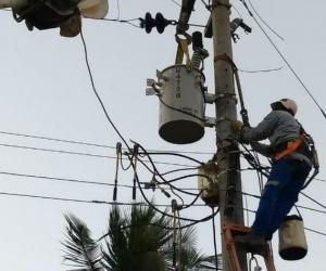 La millonaria multa fue adjudicada contra Electricaribe y su revisora fiscal.