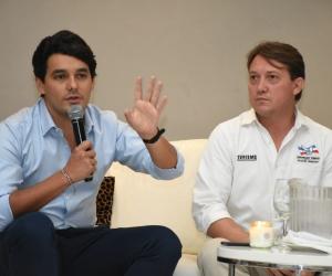 Luis Alejandro Dávila, director de Indetur.