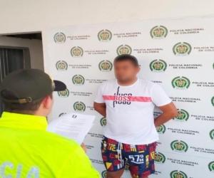 Capturado en San Andrés por narcotráfico
