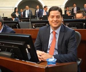 Mauricio Gómez Amín.