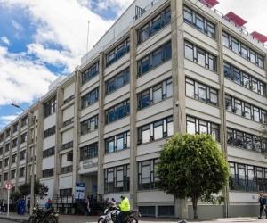 Sede del Ministerio de Educación en Bogotá.