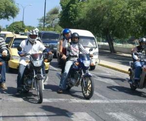 'Pico y placa' para motocicletas en Santa Marta