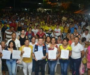 Feria de la Titulación y Legalización en la localidad 1