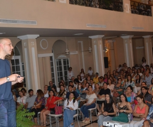Carlos Jaramillo, conferencista