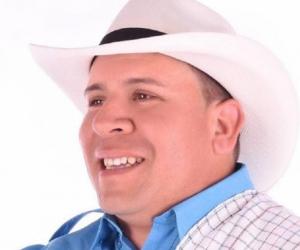 Orley García, candidato asesinado