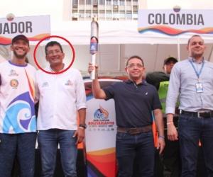 Hideraldo Espinosa fue director del Instituto de Deporte del Distrito.