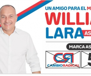 Publicidad del Candidato.
