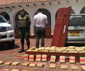 El implicado fue capturado el pasado ocho de septiembre en un retén de la Policía de Tránsito y Transporte, ubicado en la vía que conduce de Pamplona a Cúcuta.