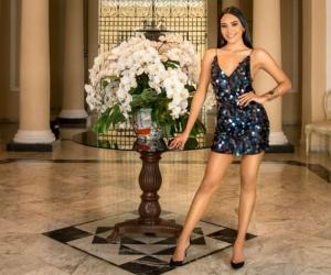 Luisa Cotes Ospino, Señorita Magdalena al Reinado Nacional de la Belleza.