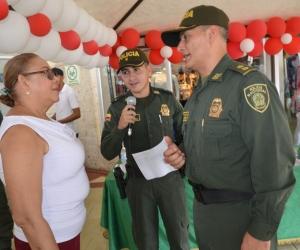 El comandante de la Regional 8, general general Mario Botero.