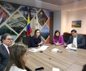 Gobernación del Magdalena y Ministerio de Transporte aúnan esfuerzos para la construcción del deprimido y los viaductos de la carretera Ciénaga – Barranquilla.