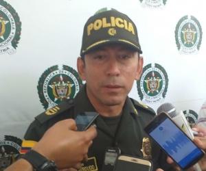 Coronel Gustavo Berdugo.