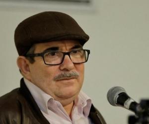 Rodrigo Londoño, alias 'Timochenko' actual líder del partido político de las FARC.