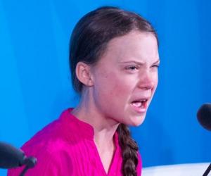 Greta Thunberg da impactante discurso ante la ONU