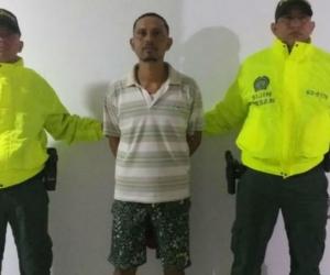 Elkin Julio Ávila Vargas fue capturado en Sevilla y después un juez con funciones de control de garantías lo envió a la cárcel.