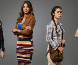 Protagonistas de 'La Ley Secreta'