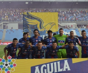 Partido entre Unión Magdalena y Junior de Barranquilla