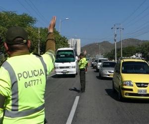 La Policía estará en las principales vías de acceso a la ciudad