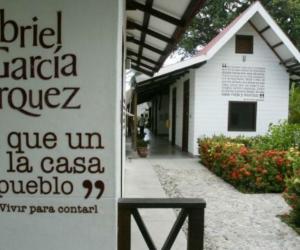 Casa Museo Gabriel García Márquez