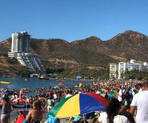 Playa de El Rodadero