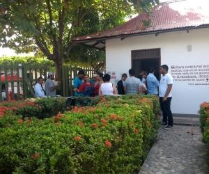 Casa Museo del Nobel de Literatura Gabriel García Márquez