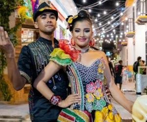 Reyes del Carnaval de Fundapescaito