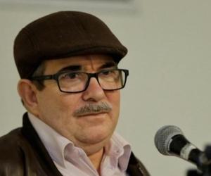 Rodrigo Londoño Echeverri, presidente del partido Farc.