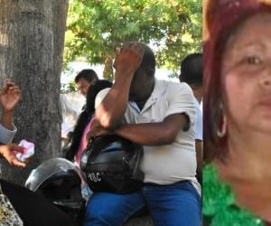 Familiares de Yerlys Sofía Núñez Ortiz están desconsolados.