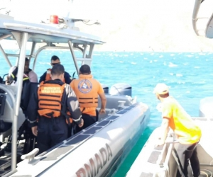 Búsqueda de pescador en Taganga