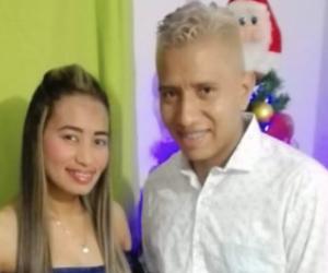 Liseth Lucía Palencia Barreto y José Luis Díaz Luna.