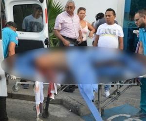 Muerto en Santa Marta