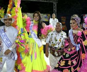 Reyes del Carnaval Diverso.