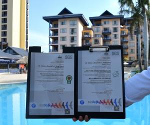 Hotel Zuana recibe certificación en Calidad Turística