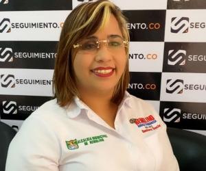 Lucia Barros Zambrano, gestora social de Remolino.