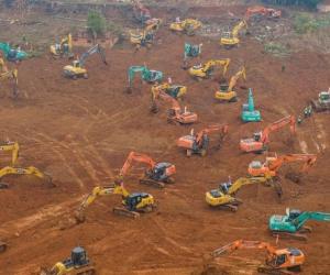 Hospitales en construcción en China