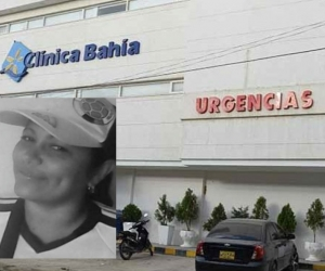 Muere mujer en Santa Marta