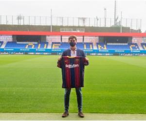 Es oficial, el samario jugará con el Barça B.