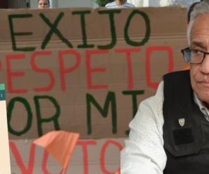 Adolfo Bula, secretario de Gobierno de Santa Marta, ha sido criticado por las bases de Fuerza Ciudadana.
