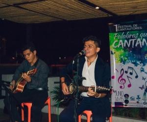 Festival en Santa Marta.