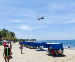 El gobierno distrital tiene el propósito de ofrecer a los samarios y visitantes un disfrute seguro de sus playas.
