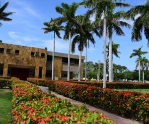 Sede principal de la Universidad del Magdalena.